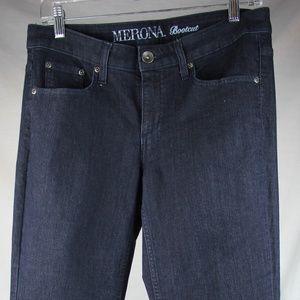 Merona Bootcut Women's 4L Dark Wash Jeans